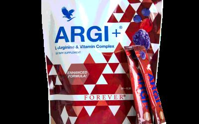 Forever ARGI+ en bolsitas