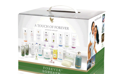 Mini Touch of Forever Cuidado Personal